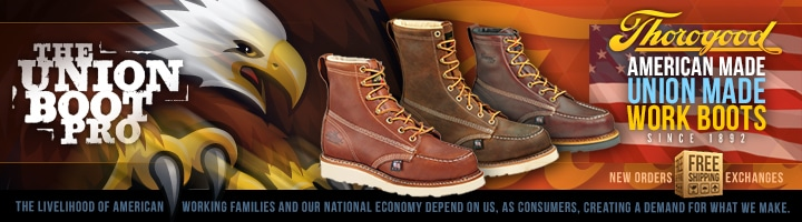 Best Union Made Work Boots