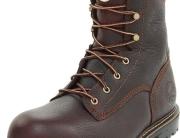 Irish Setter Men's 8 Aluminum Toe Work Boot Side