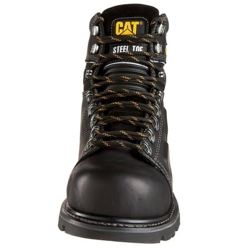 Caterpillar-Men's-Endure-6-Superduty-Waterproof-Steel-Toe-Boot-Front-View