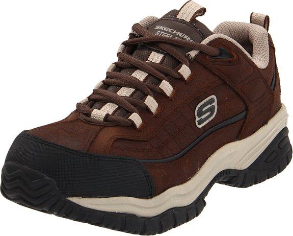 Amazon Skechers Men S Work Shoes