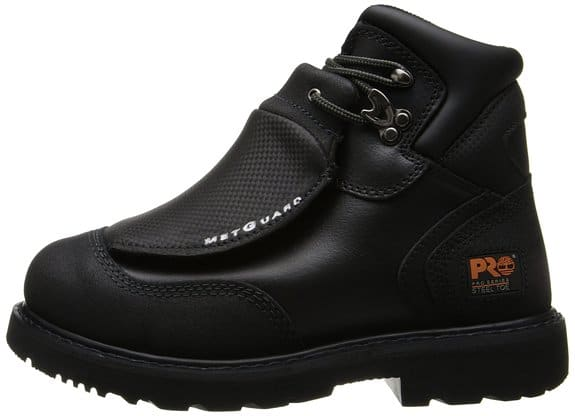 Timberland PRO Men's 40000 Met Guard 6' Steel Toe Boot Review ...