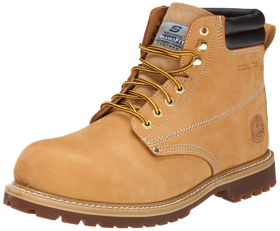 Skechers For Work Mens Foreman Steel Toe Boot Review