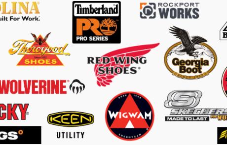 work boot brands
