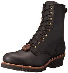Chippewa Men's Logger Boot 73020 8 inch