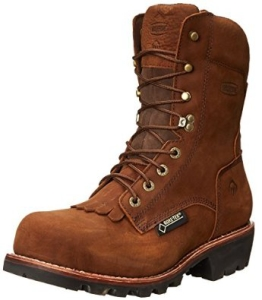 Wolverine Men's Insulated Steel Toe Logger Boots 5523