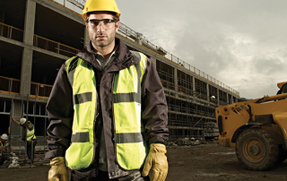 Workwear for Industrial Work