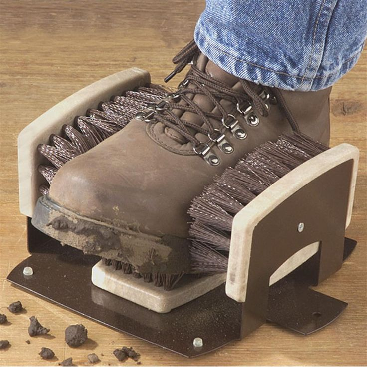 Leather Shoe Brush