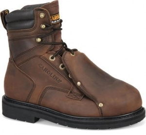 Carolina 579 8In. Broad Toe Metatarsal Guard Boots