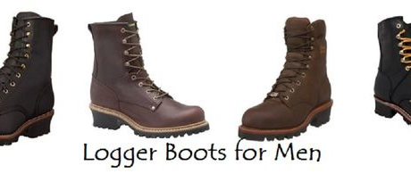 Logger Work Boots