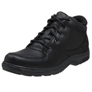 Dunham by New Balance Men's Addison Mid-Cut Waterproof Boot