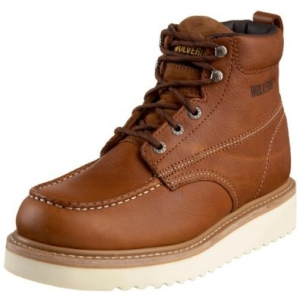 Wolverine Mens Moc-Toe 6 inch Work Boot