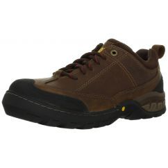 Caterpillar Men Sideshift Waterproof Work Boot