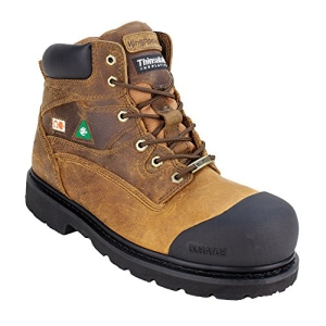 King Rocks Waterproof & Puncture Resistant Steel Toe Work Boot