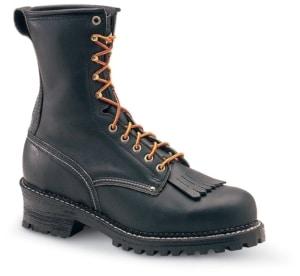 Carolina 1922 Steel Toe USA Made Logger Boot