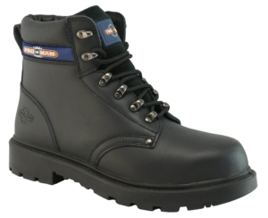 Pro-Man PM4002 Men's S3 Outsize Black Steel Toe Cap Safety & Work Boots