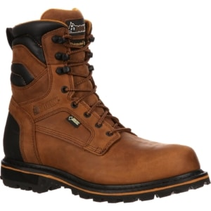 Rocky Men's 8 inch Governor Composite Toe GORE-TEX Insulated Work Boot-RKYK061