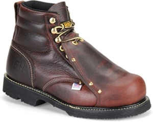 Carolina 508 6In. Broad Toe Metatarsal Guard Boot USA Made