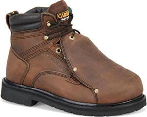 Men's Carolina 6 inch Steel Toe Metatarsal Boots