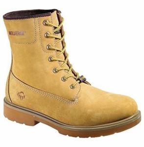 Men's Polk 8 inch Waterproof Insulated Wide Composite Toe Work Boots