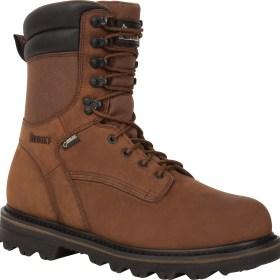 Rocky Men's 9 inch Cornstalker Composite Toe Gore-Tex®WPF Insulated Work Boot-RKYK057