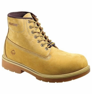 Wolverine Men's Polk 6 inch Waterproof Insulated Composite Toe Work Boots