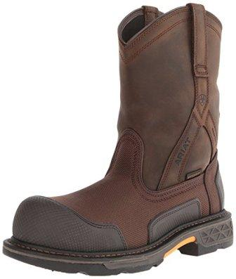 Ariat Overdrive XTR Pull-on H2O Composite Toe Work Boot