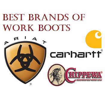 Best Brands Of Work Boots