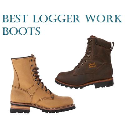 Best Logger Work Boots
