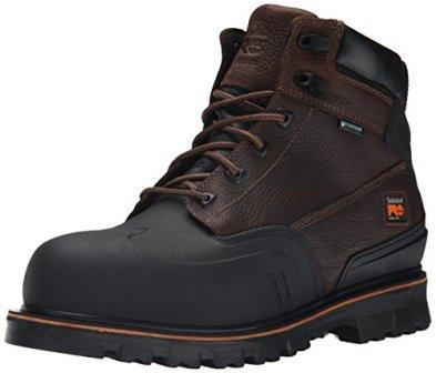 Timberland PRO Men's 6-Inch Rigmaster XT Steel-Toe Waterproof Work Boot