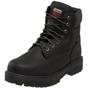 Timberland PRO Direct Attach 6-Inch Steel Safety Toe Waterproof Insulated Boot