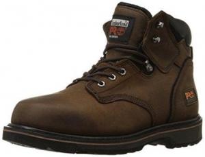 Timberland PRO Men's Pitboss 6-Inch Soft-Toe Boot