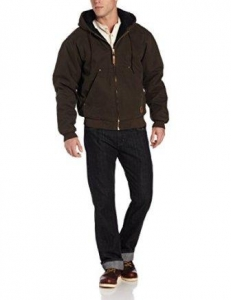 Berne Men's Washed Winter Jacket
