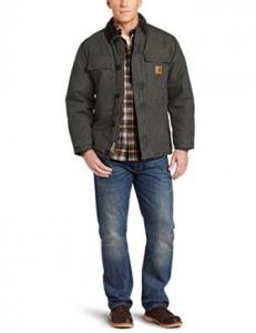Carhartt Men's Arctic Quilt Lined Coat