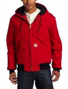 Carhartt Men's Quilted Winter Jacket
