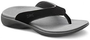 Comfort Collin Black Men's Sandals