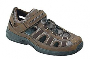 Orthofeet Clearwater Orthopedic Sandals for Men