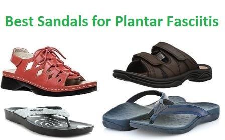 Top 20 Best Sandals for Plantar Fasciitis in 2018