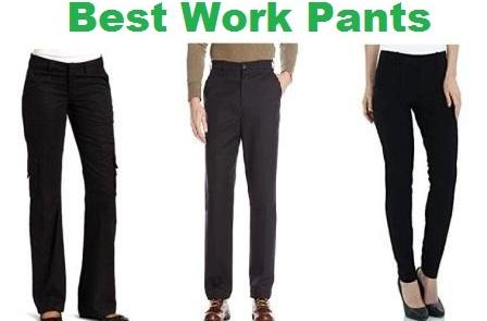 Top 20 Best Work Pants in 2018 - Complete Guide