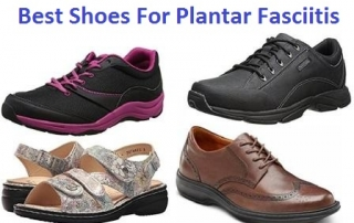 Top 40 Best Shoes For Plantar Fasciitis in 2018 - Complete Guide