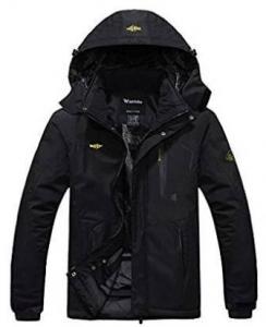 Wantdo Men Winter Ski Jacket