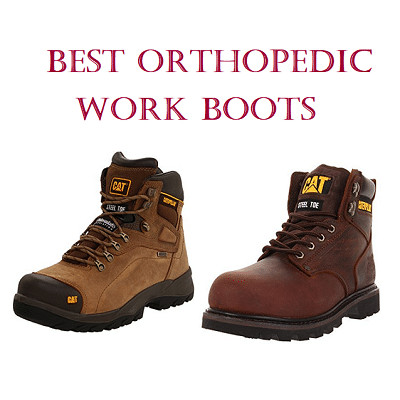 434bdb550 Top 10 Best Orthopedic Work Boots in 2019 - Ultimate Guide