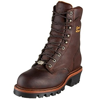 Chippewa Men S 9 Waterproof Insulated Steel Toe Eh Logger