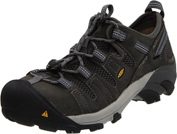 Low Top Mens Steel Toe Shoe