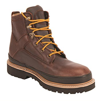 Get extreme durability with King s by Honeywell KGEO02 Steel Toe Goodyear  Welted Leather Work Boot 351751e7c2d8
