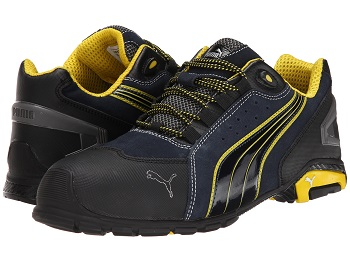 The Most Comfortable Safety Shoes in