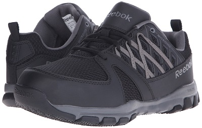 924806ee36a32 Reebok Work Men's Sublite Work RB4016 Athletic Safety Shoe