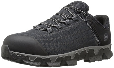 3ad26eade27 Be work-ready with Timberland PRO Men s Powertrain Sport Alloy Toe EH  Industrial and Construction Shoe!
