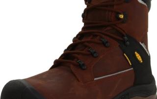 Keen Utility Men's Portland PR 8 Aluminum Toe Work Boot Side