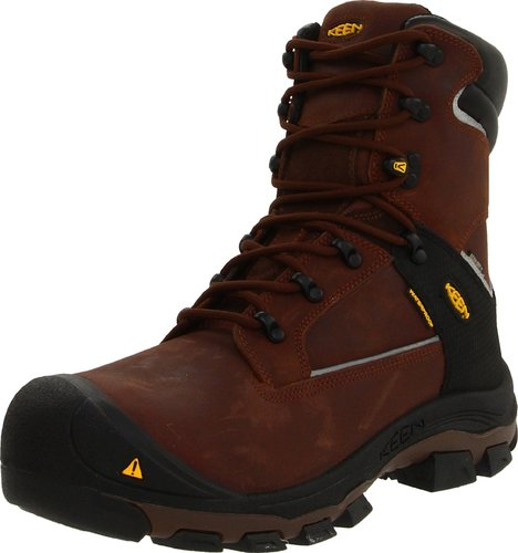 Keen Utility Men's Portland PR 8 Aluminum Toe Work Boot Side