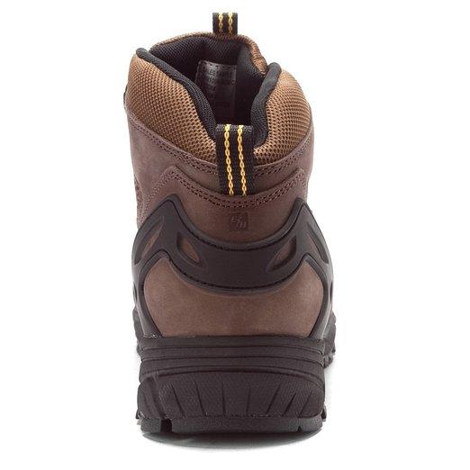 Men's Carolina Waterproof Composite Toe Hikers Back